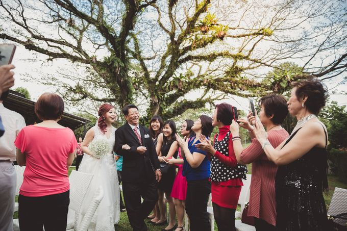 The Wedding of Eric & Angie by Moments By Rendy - 004