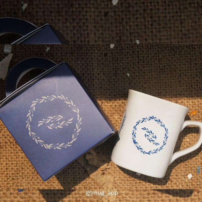 MUG NESCAFE WEDDING FAJAR & FAHIRA by Mug-App Wedding Souvenir - 005