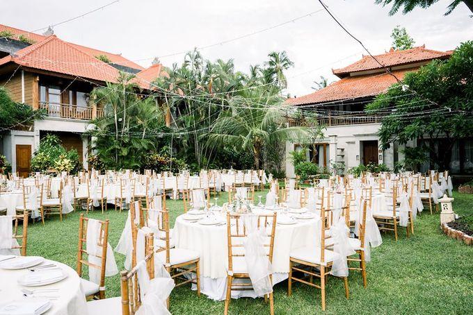 John & Vera by Astagina Resort Villa & Spa Bali - 017