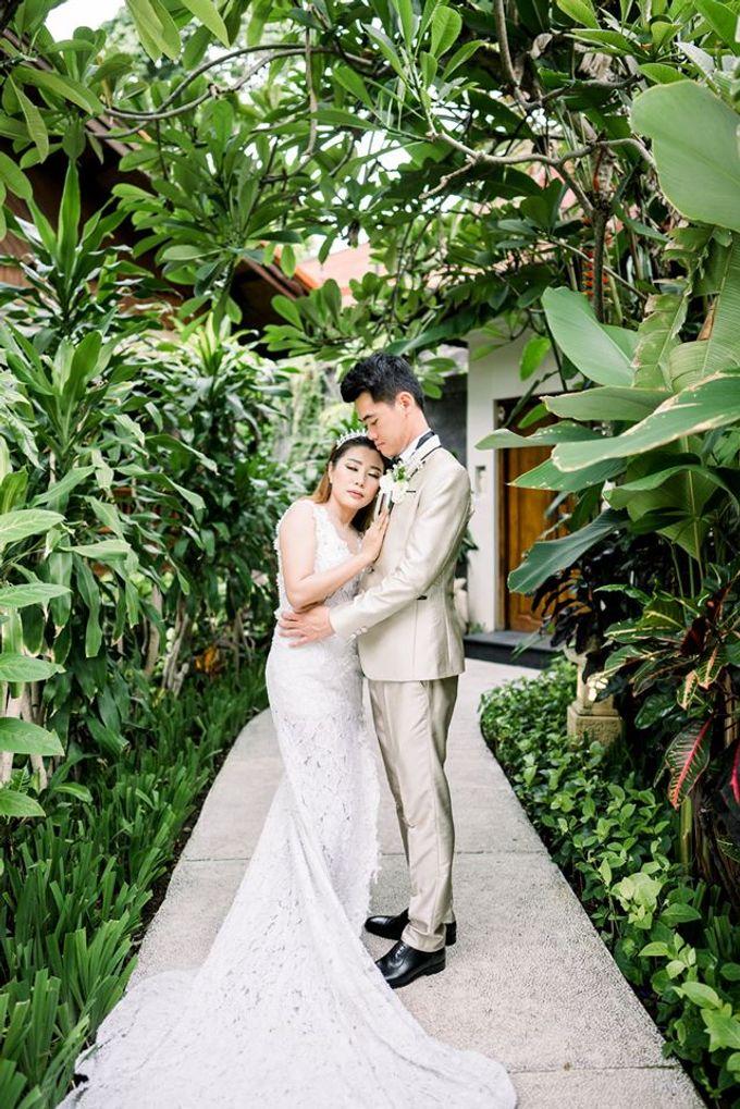 John & Vera by Astagina Resort Villa & Spa Bali - 023