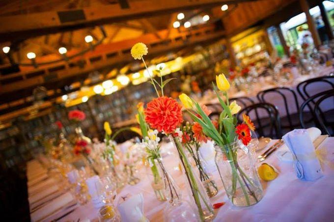 Bookbarn Wedding Decor by Fleuri - 004
