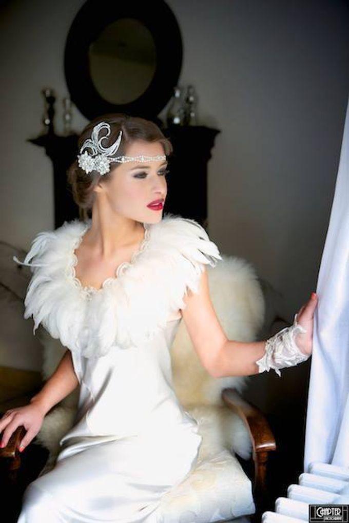 Weddings by Upper House Hayfield - 001