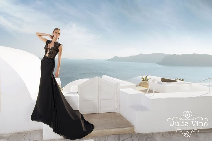 Santorini Evening Collection by Julie Vino - 001