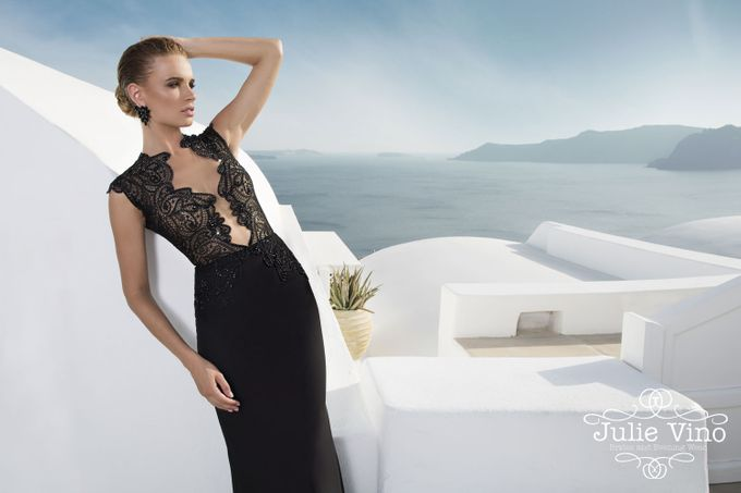 Santorini Evening Collection by Julie Vino - 002