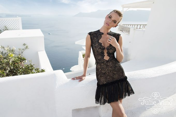 Santorini Evening Collection by Julie Vino - 003