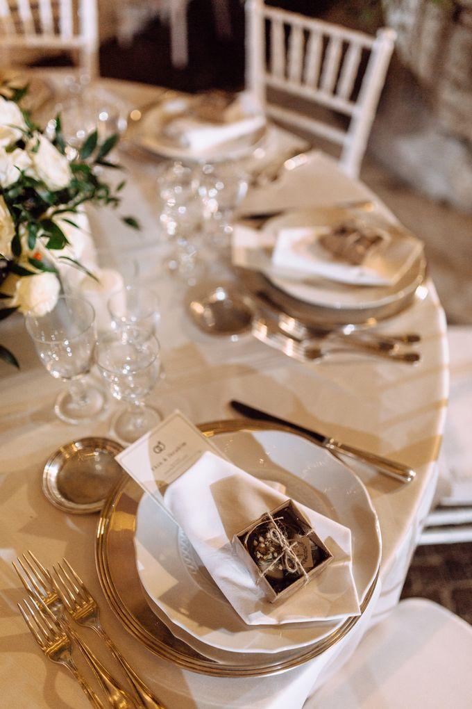 Wedding in Historical castel in Rome, Castello di Tor Crescenza by Vera Weddings - 033