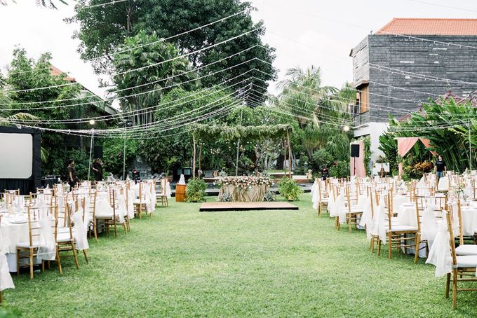 John & Vera by Astagina Resort Villa & Spa Bali - 020