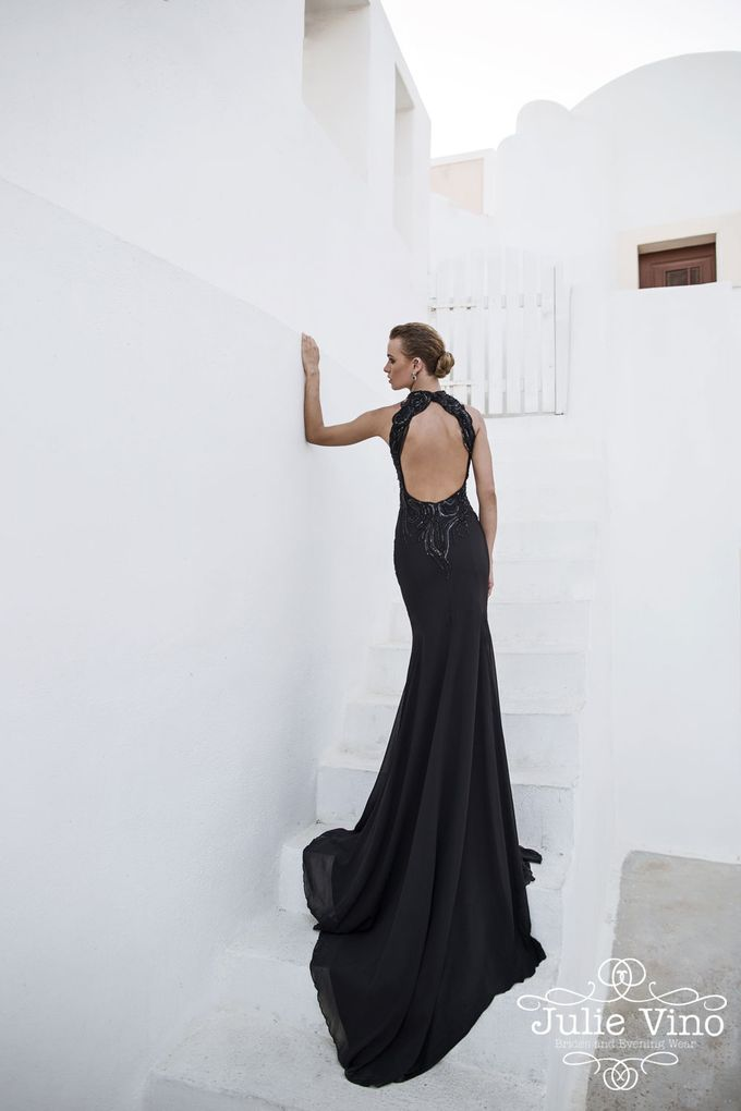 Santorini Evening Collection by Julie Vino - 005