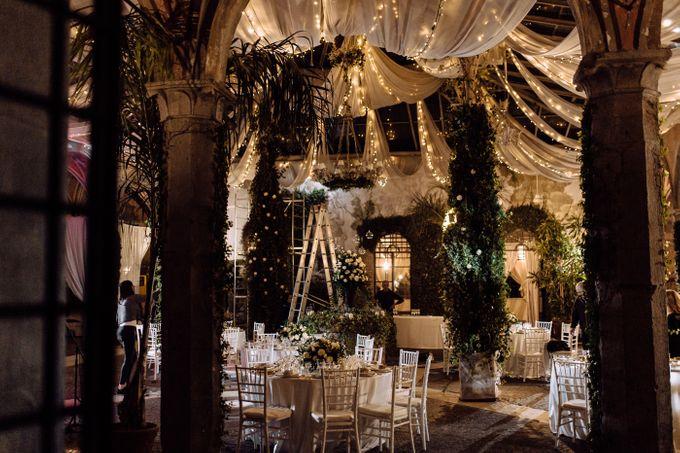 Wedding in Historical castel in Rome, Castello di Tor Crescenza by Vera Weddings - 034