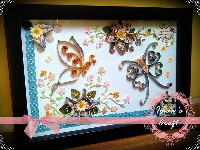 Mahar Model Kupu-kupu by Imaw Craft - 008