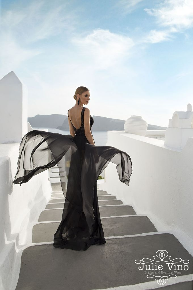 Santorini Evening Collection by Julie Vino - 008