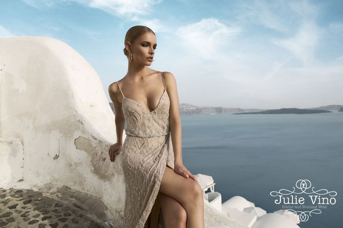 Santorini Evening Collection by Julie Vino - 009