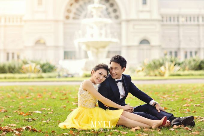 Prewedding hair and makeup by Elly Liana Makeup Artist - 040