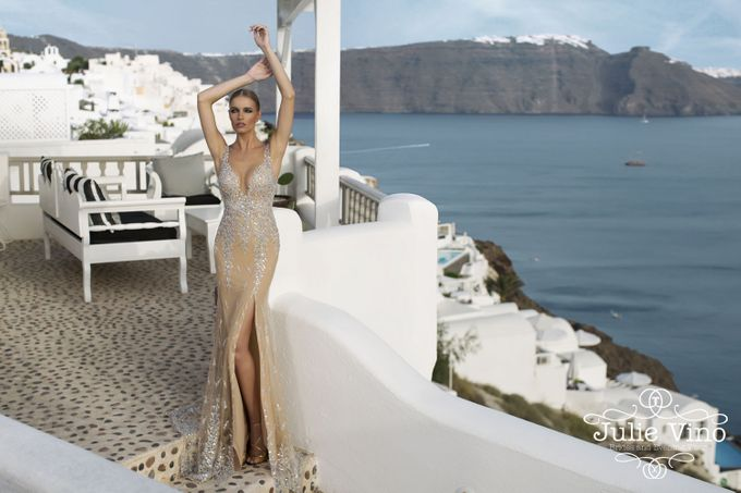 Santorini Evening Collection by Julie Vino - 011