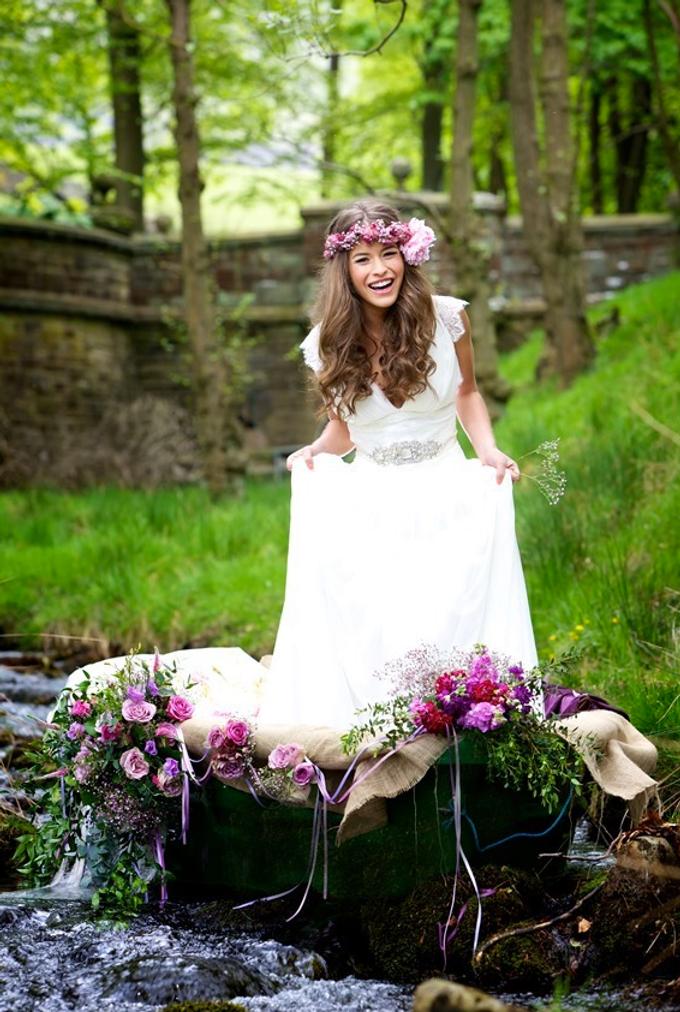 Weddings by Upper House Hayfield - 011