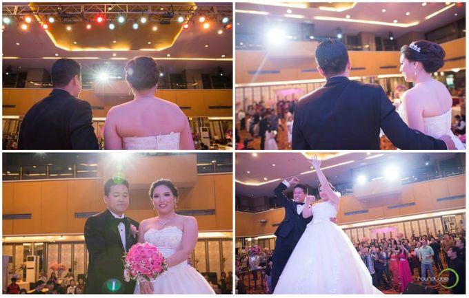 Hadi & Eveline Wedding by Adel's House of card - 010