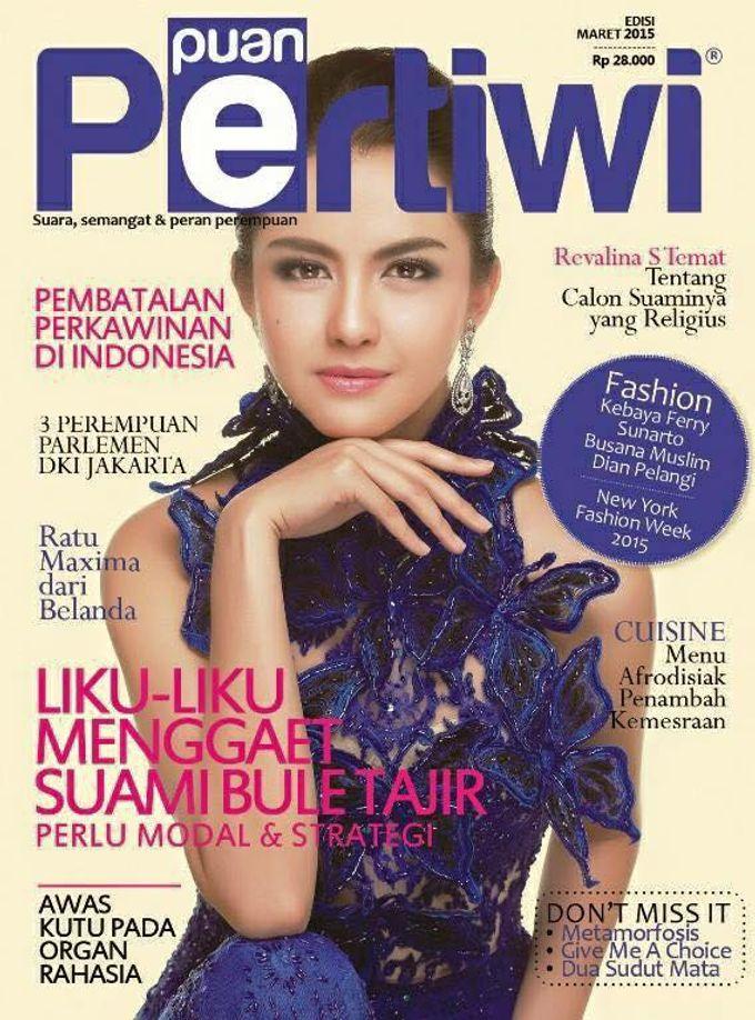 Cover Magazine - Make Up Portfolio by Dendy Oktariady Make Up Artist - 011