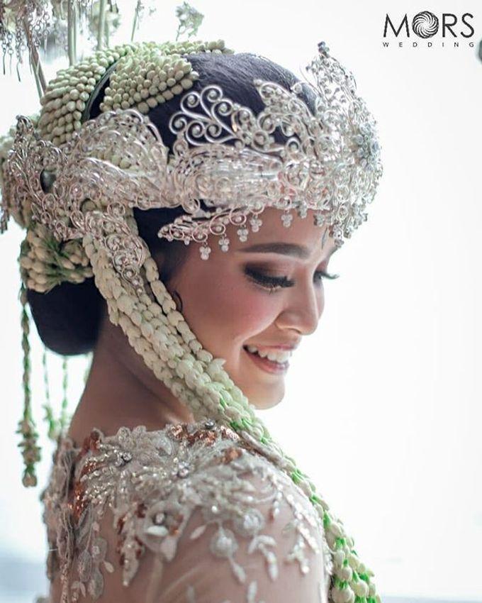 The Wedding of Nabila & Andra by Akasya Catering - 001