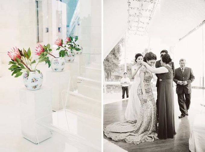 Indah & Robin Cultural Bali Wedding by Flying Bride - 016