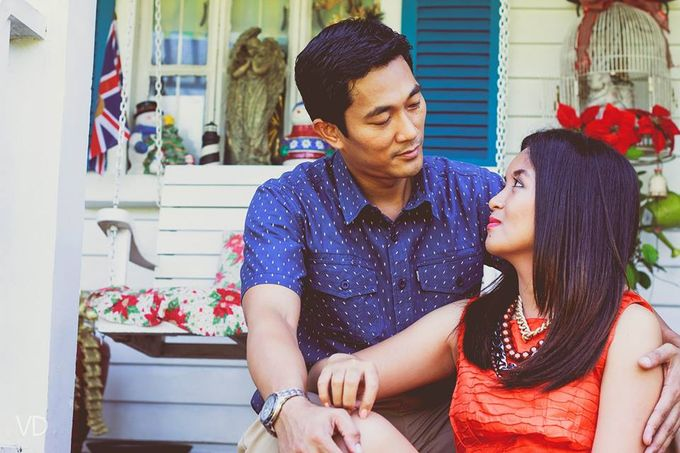 Noel & Ann Prenuptial Photoshoot at Madies Place by Madie's Place Bed & Breakfast, Events Venue - 005