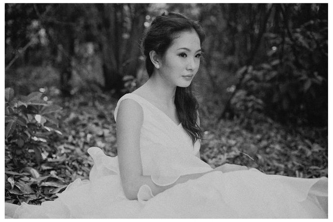 Pre- Wed - Maggie Tan by CELESTE NGAN makeup - 004