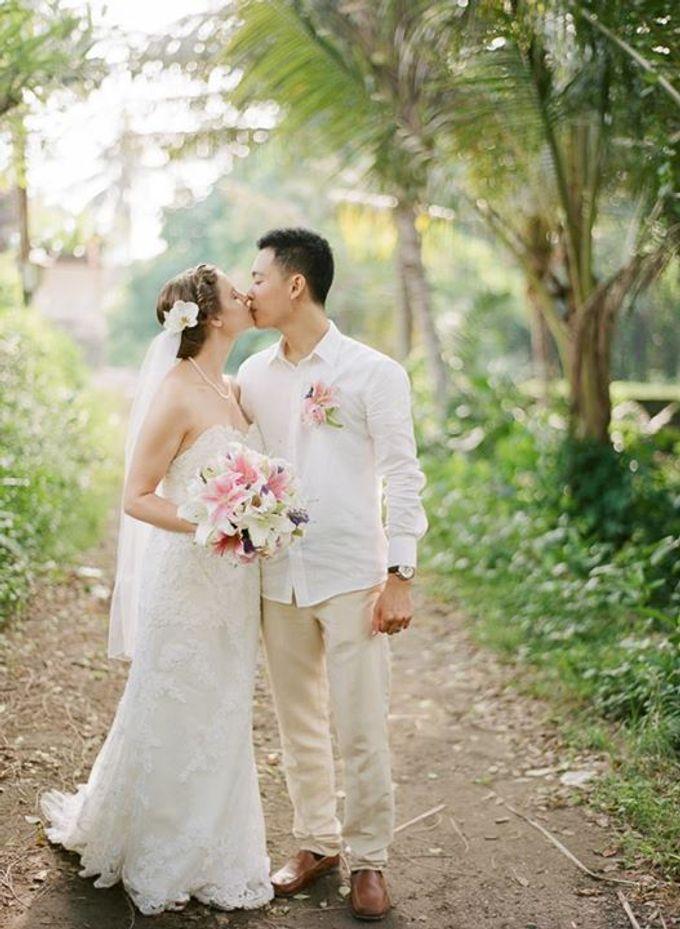 Rachel & Daniel Wedding by Angga Permana Photo - 008