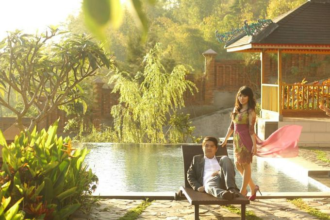 Prewedding Kivan and Sisca by Xinxin Make Up - 003