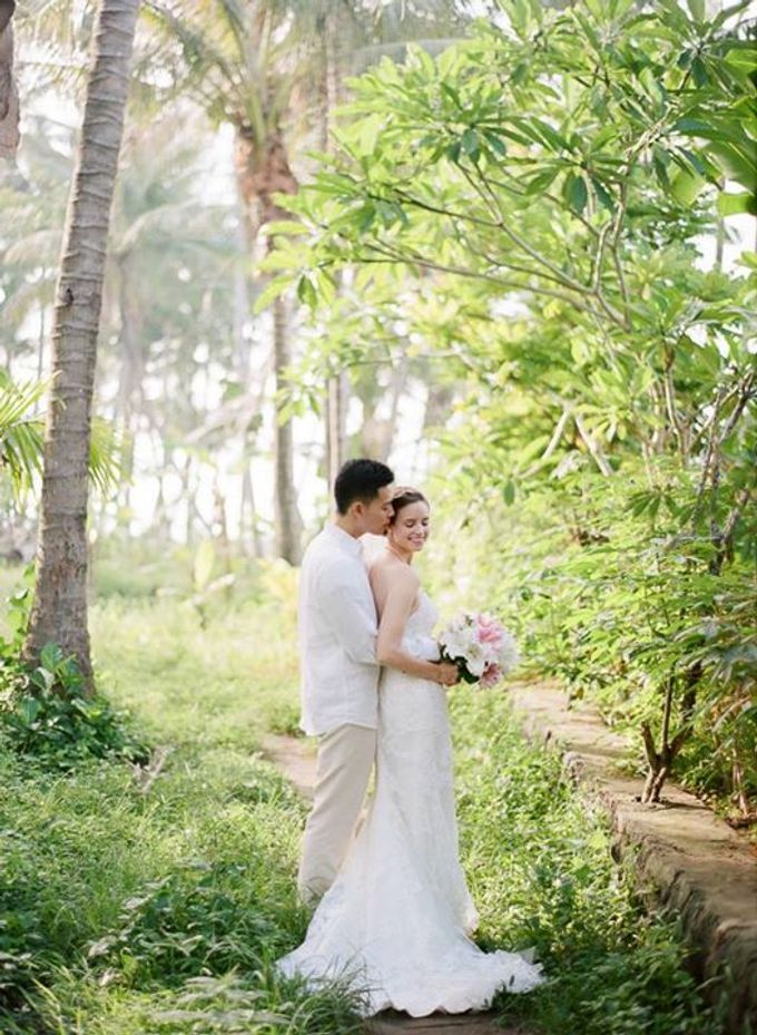 Rachel & Daniel Wedding by Angga Permana Photo - 009
