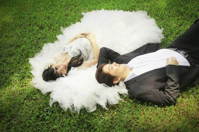 Prewedding Kivan and Sisca by Xinxin Make Up - 004