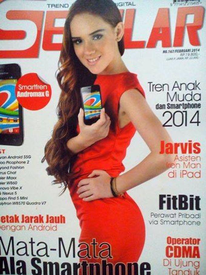 Cover Magazine - Make Up Portfolio by Dendy Oktariady Make Up Artist - 005