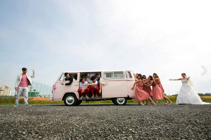 Kombi Rocks Bridal Ride Service by Kombi Rocks - 005