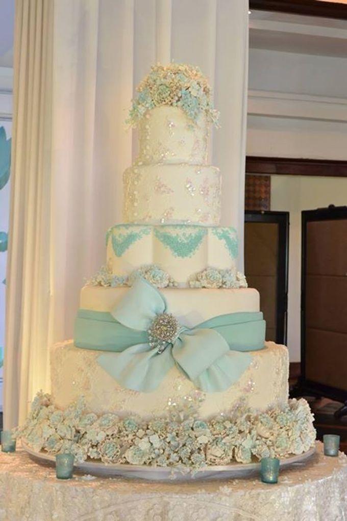 5 layers Wedding Cakes by LeNovelle Cake - 011