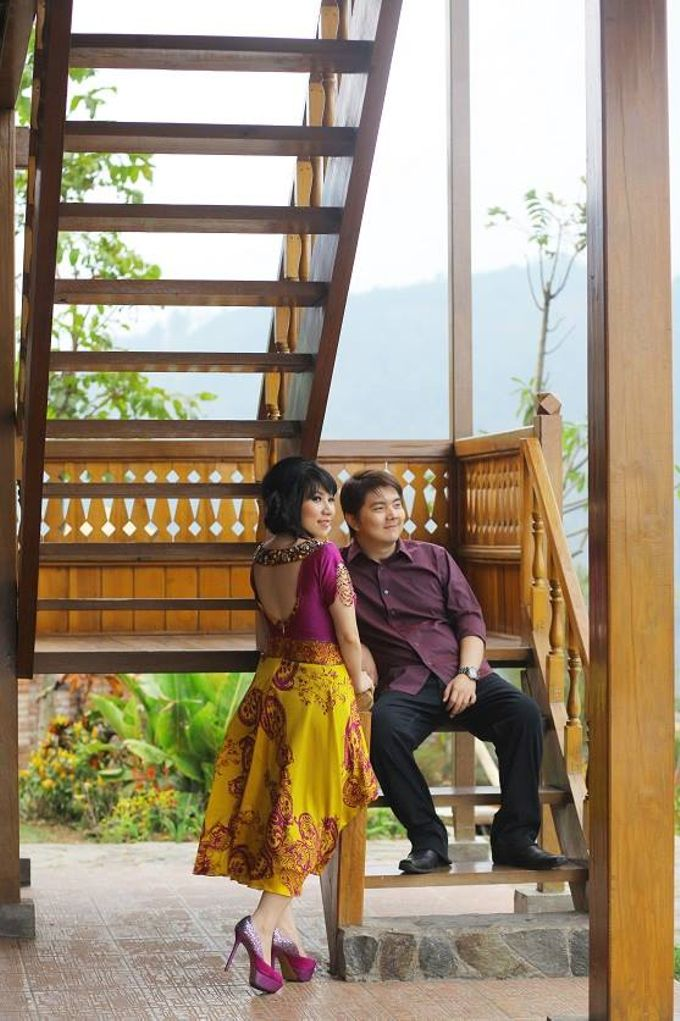 Prewedding Kivan and Sisca by Xinxin Make Up - 005