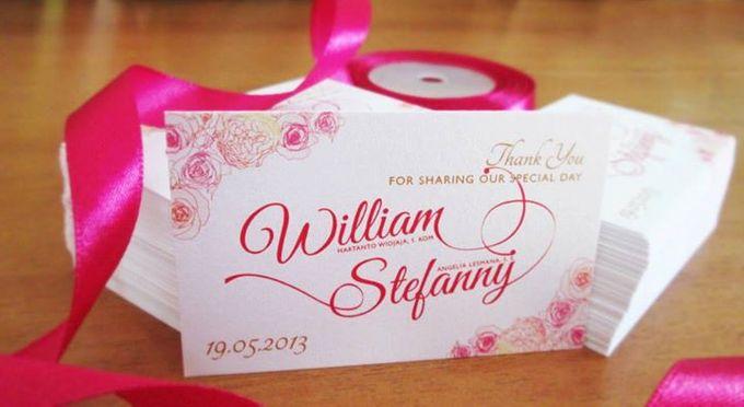 ♥ William & Stefanny ♥ by La Carta - 002