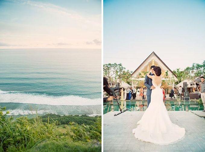 Indah & Robin Cultural Bali Wedding by Flying Bride - 019