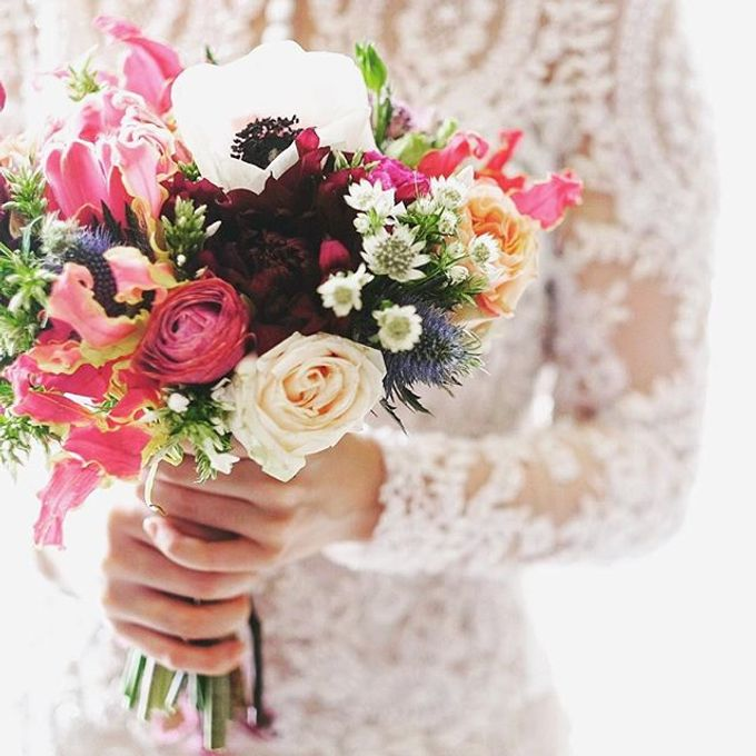 Bride Bouquet by Angie Fior - 028