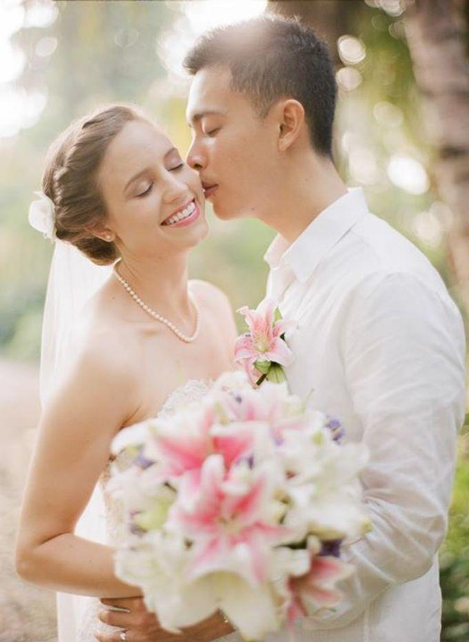 Rachel & Daniel Wedding by Angga Permana Photo - 003