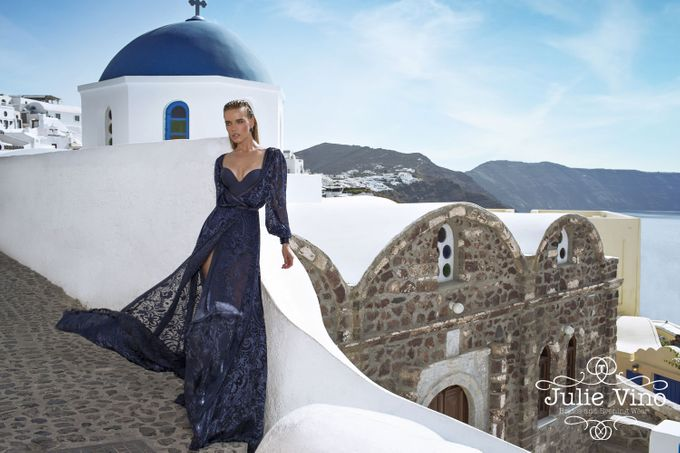 Santorini Evening Collection by Julie Vino - 012