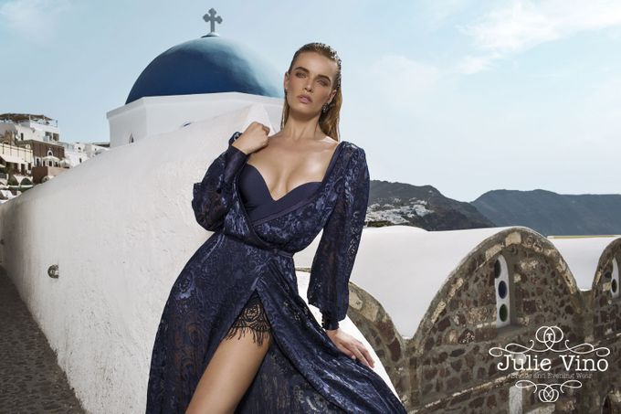 Santorini Evening Collection by Julie Vino - 013