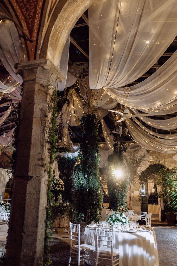 Wedding in Historical castel in Rome, Castello di Tor Crescenza by Vera Weddings - 035