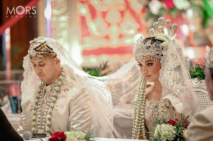 The Wedding of Nabila & Andra by Akasya Catering - 002