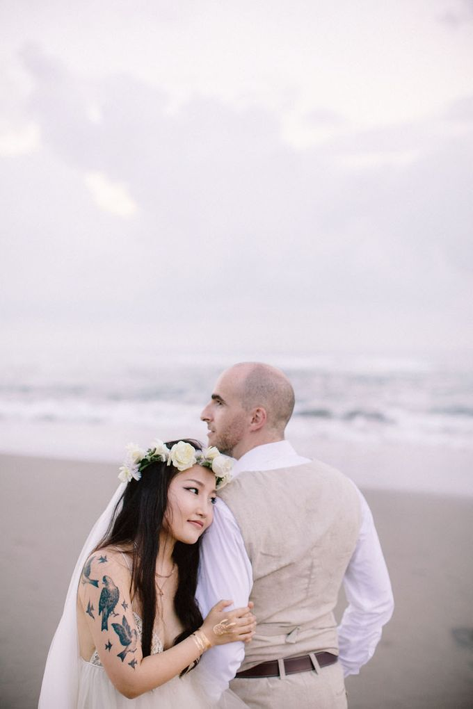 Catch Your Dreams Boho Wedding by Hari Indah Wedding Planning & Design - 024