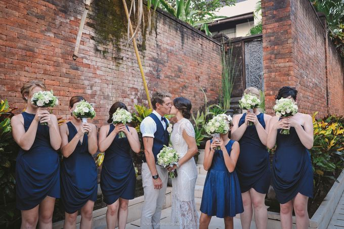 Jade & Jeremy | Wedding in Bali by AT Photography Bali - 022