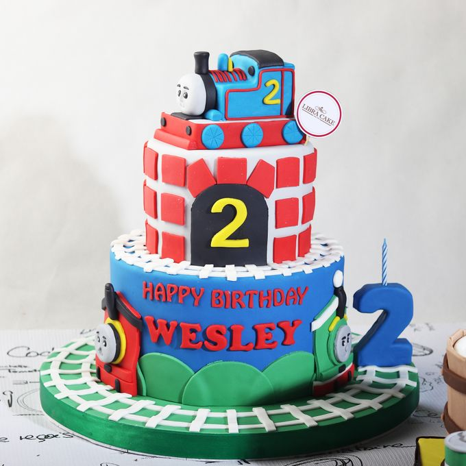 Birthday Cake Part 2 by Libra Cake - 001