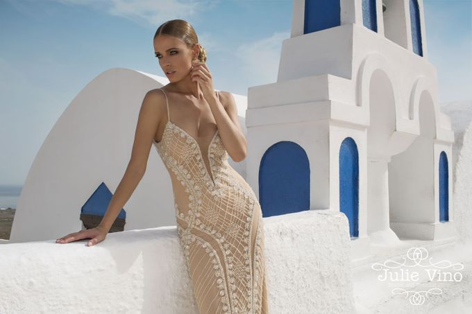 Santorini Evening Collection by Julie Vino - 014