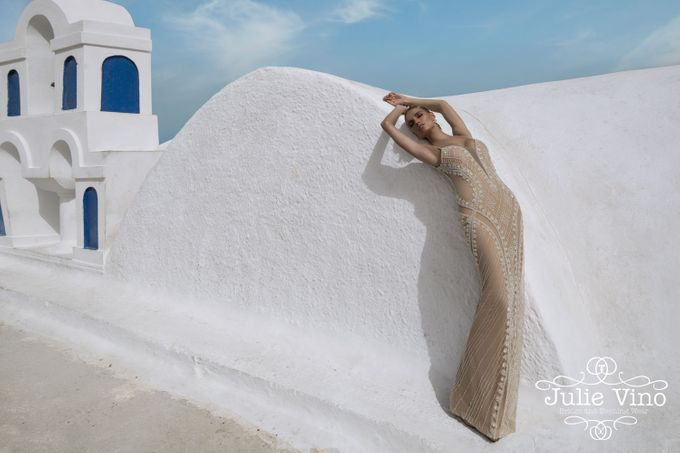 Santorini Evening Collection by Julie Vino - 016