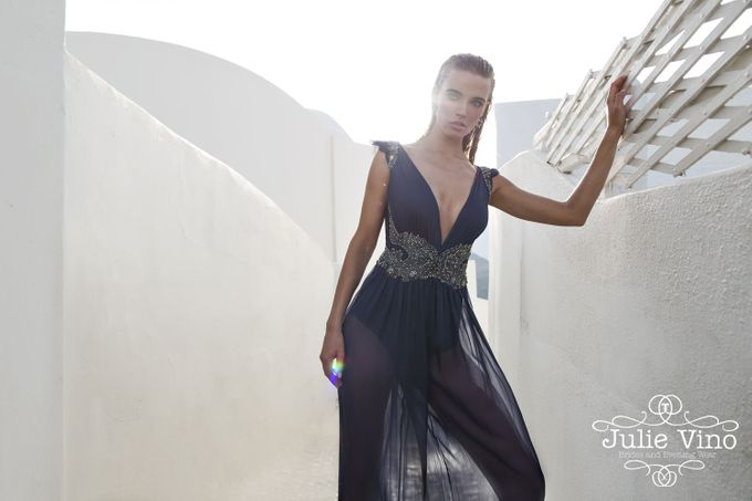 Santorini Evening Collection by Julie Vino - 017