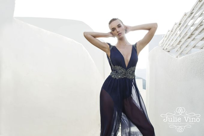 Santorini Evening Collection by Julie Vino - 018