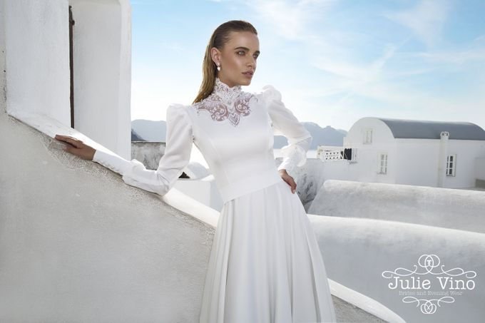 Santorini Collection Fall-Winter 2016 by Julie Vino - 044