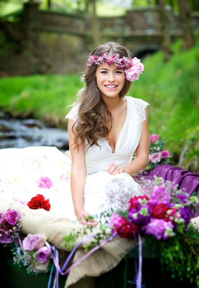 Weddings by Upper House Hayfield - 012